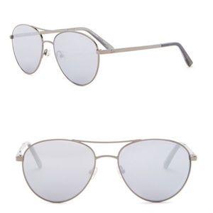 Ted Baker London 56mm Aviator Sunglasses
